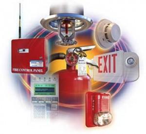 Системы пожарной безопасности